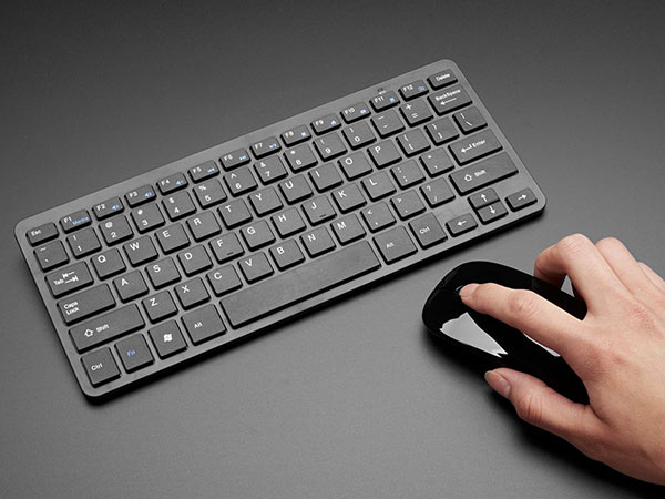 How to keep your wireless mouse and keyboard secure