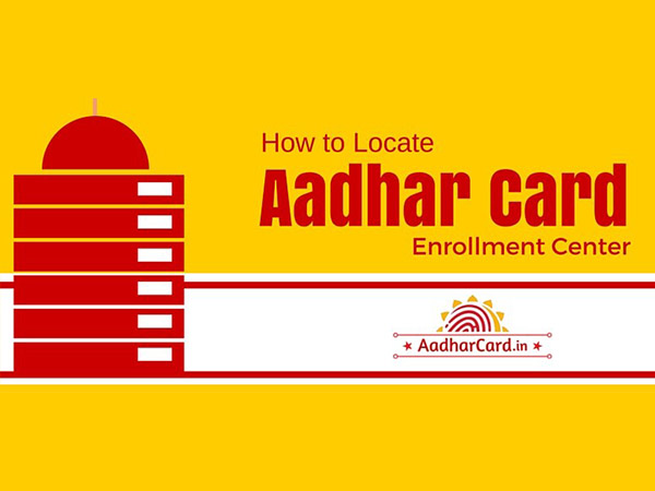 How to locate an Aadhaar enrolment center near you via online