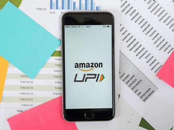 How to pay using UPI on Amazon India