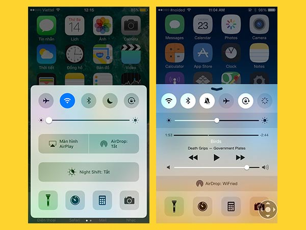 How to reduce iPhone's brightness lower than iOS limit?