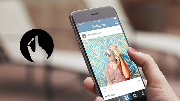 How to use pinch to zoom feature for instagram stories gizbot news how to use pinch to zoom feature for instagram stories ccuart Images