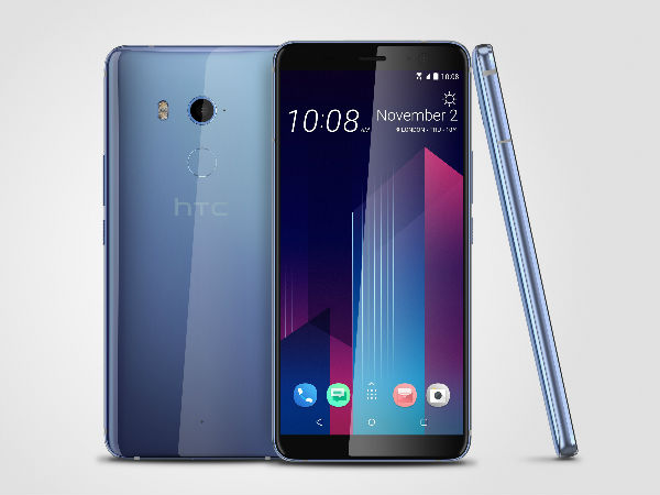 HTC U11+ smartphone launched in India, priced at Rs 56990