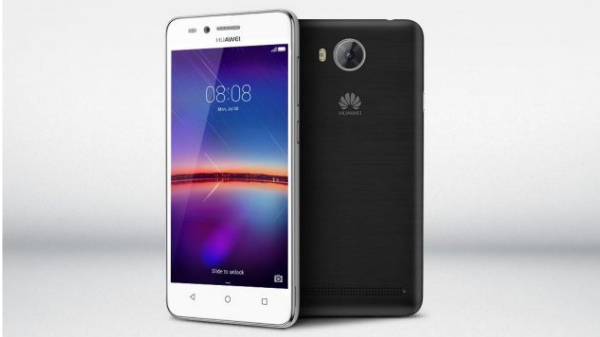 Huawei's budget smartphone Y3 (2018) live images and specs leaked