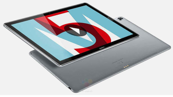 "Huawei to launch MediaPad M5 10"" tablet at MWC; price and features"