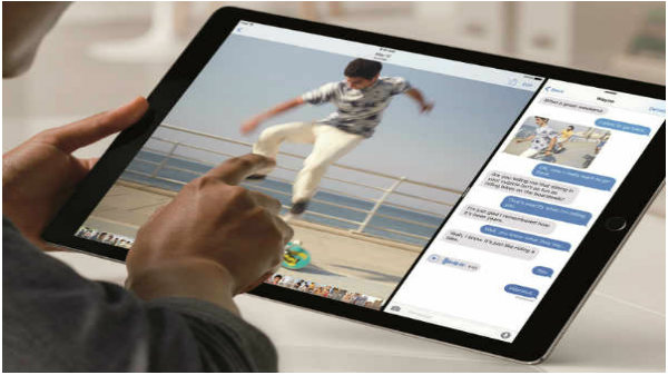 Apple working on iPad with Face ID