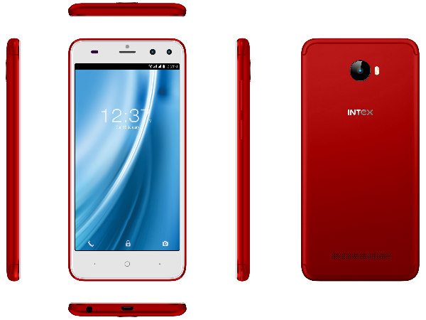 Intex announces 'Limited Edition Royal Red ELYT Dual'