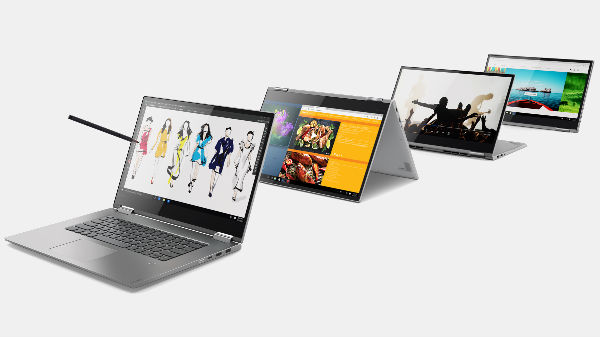 Lenovo unveils Yoga 730 and Yoga 530 laptops with Alexa support at MWC 2018