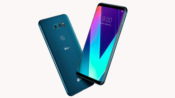 LG planning to throw in five cameras with its V40