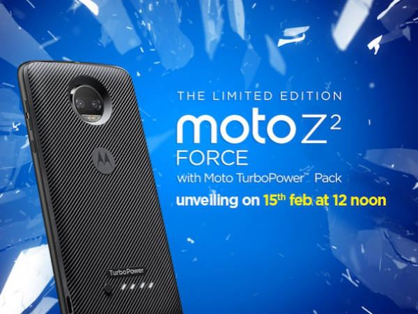 Watch Moto Z2 Force live stream from here