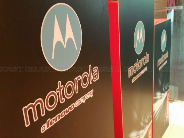 Motorola could unveil a borderless flexible OLED smartphone