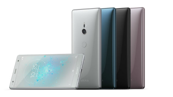 MWC 2018: Sony Xperia XZ2 and Xperia XZ2 Compact are official
