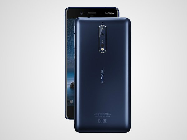 Nokia 8 Sirocco; a new variant of Nokia 8 said to be on the way