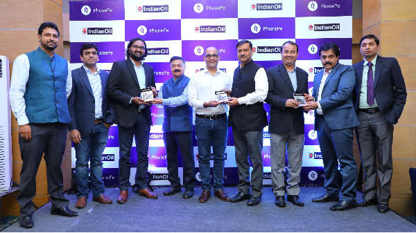 PhonePe and Indian Oil partner to make online transactions more easy