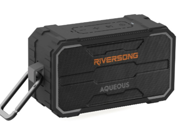 Riversong Fusion and Aqueous Bluetooth speakers launched in India