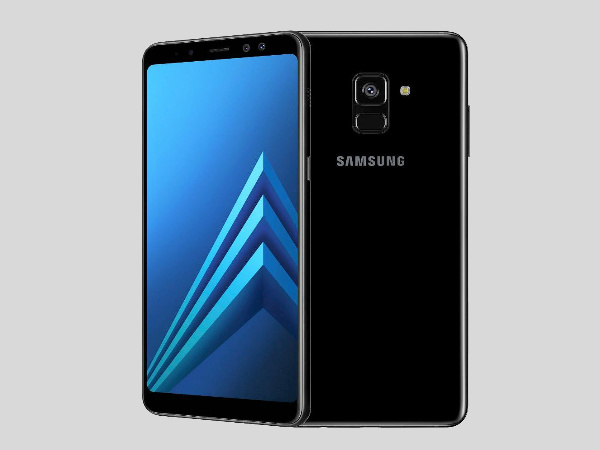 Samsung Galaxy A8+ (2018) new updates released