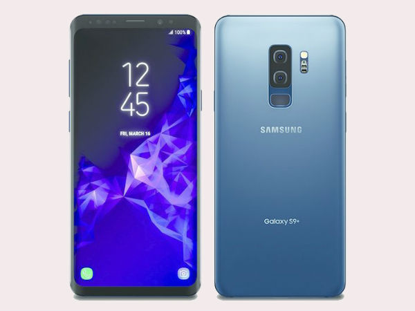 Samsung Galaxy S9+ image leaked again ahead of MWC 2018