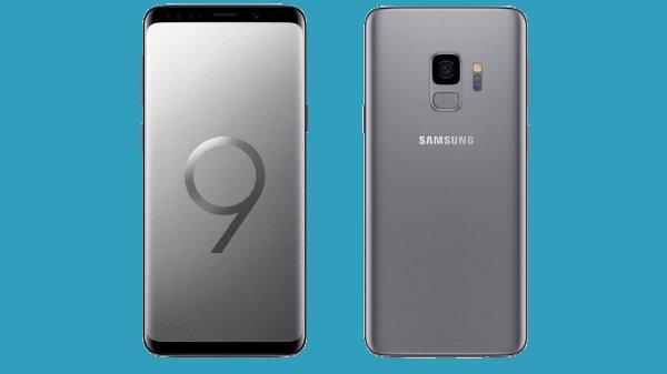 Samsung galaxy s9 hold lied