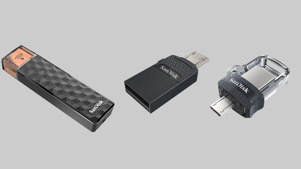 SanDisk Connect Wireless Stick and Ultra Dual Drive m3.0 review