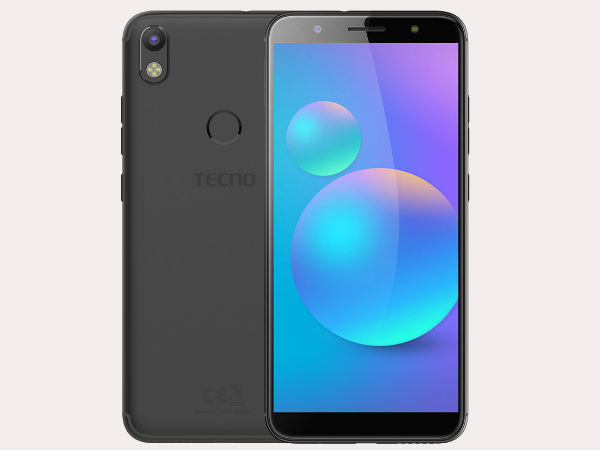 Tecno Camon i Air with 5.65-inch FullView display launched in India
