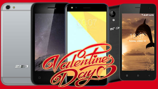 Valentine 39 S Day Gift Ideas Cheapest Smartphones To Gift