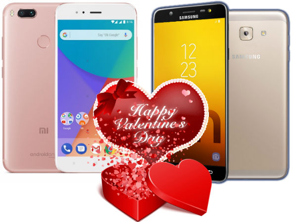 Valentines Day Gift Ideas: Budget smartphones for your loved one