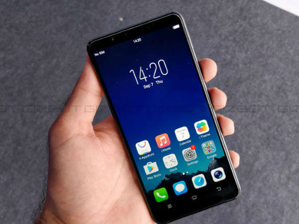 Vivo V7, V7+ to be discontinued in India in favor of two new phones