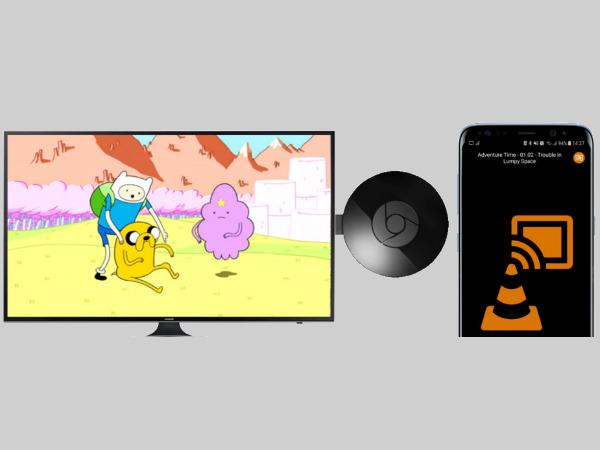 VLC v3.0 brings support for Google Chromecast and more