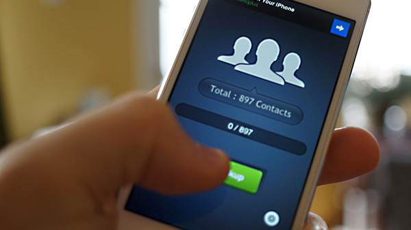 5 apps to share contacts between Android devices