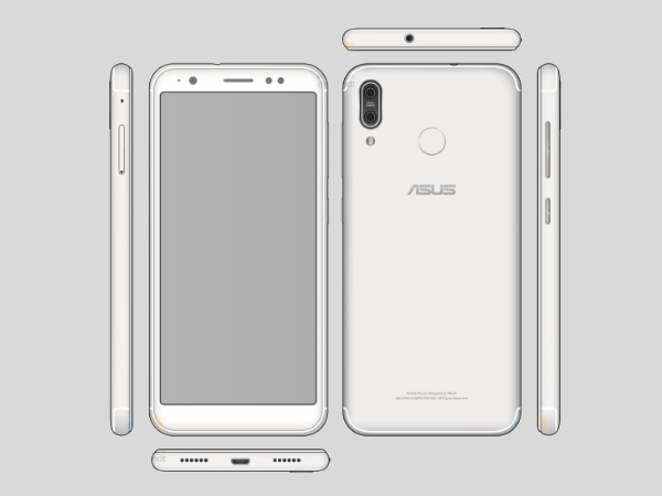 Asus Zenfone 5 leaks online in first rendwu