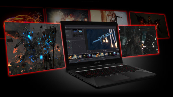 Asus FX503 gaming laptop review: Delivers power and performance