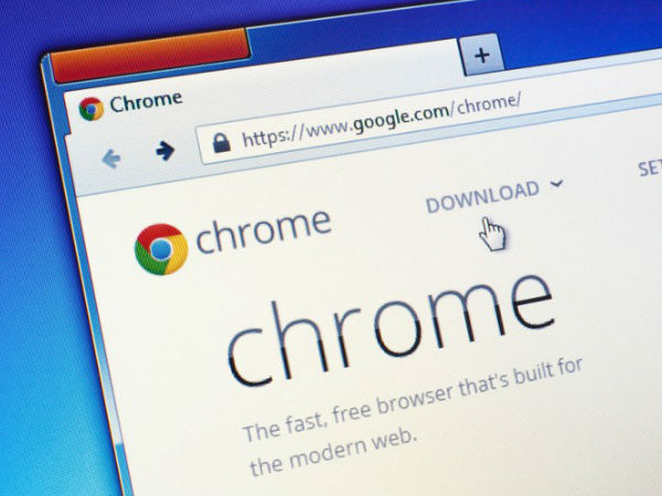 Google Chrome will warn users if websites are not secure