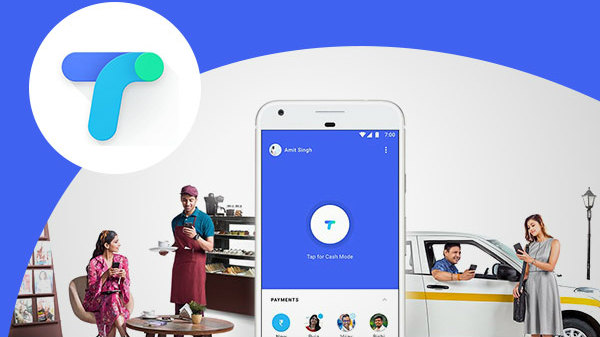 Google's Tez Now Allows Utility Payments