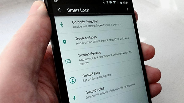 How to keep your Android phone unlocked while walking