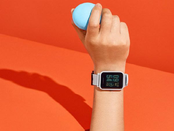 Xiaomi Amazfit BIP smartwatch goes on sale outside China