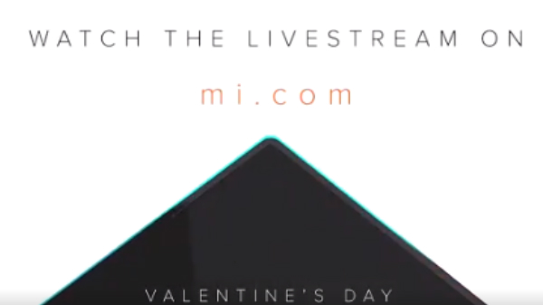 Xiaomi has a Valentine's Day surprise and it's not the Redmi Note 5