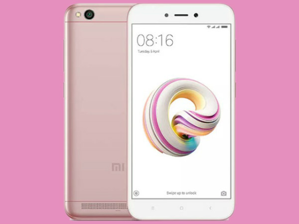 Xiaomi Redmi 5A now out of stock: Other budget smartphones to grab