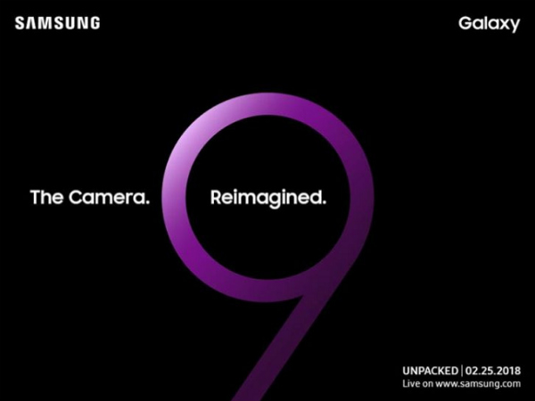 Samsung Galaxy S9 official cases first look video up on YouTube