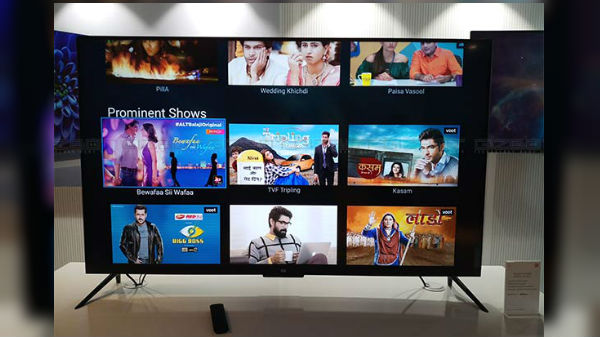 Xiaomi Mi LED TV 4 first impressions