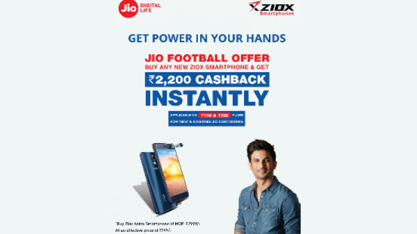 Ziox partners with Jio to provide exciting new offers for consumers