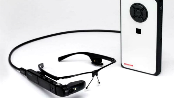 Toshiba dynaEdge is a Windows-powered AR headset for enterprises