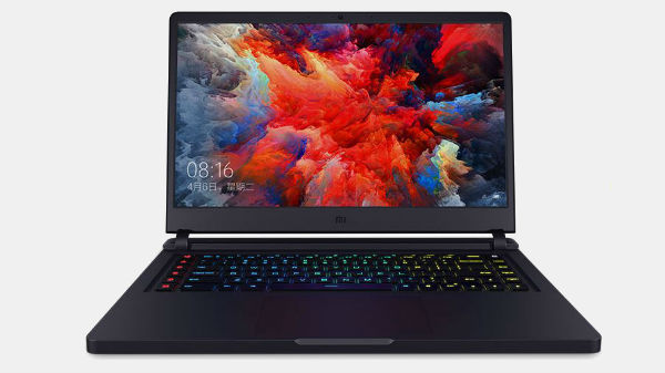 Xiaomi Mi Gaming Laptop launched: Specifications and price