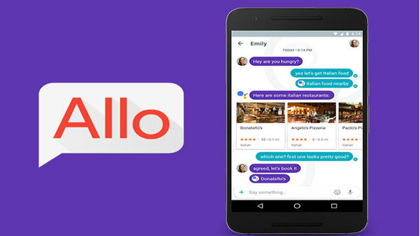 Google to make Allo usable for web users without the need of phone