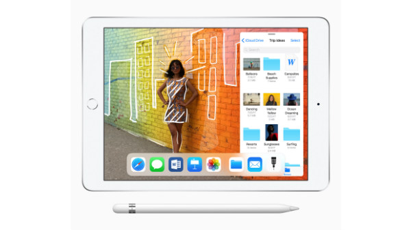 New Apple iPad with Pencil support launched