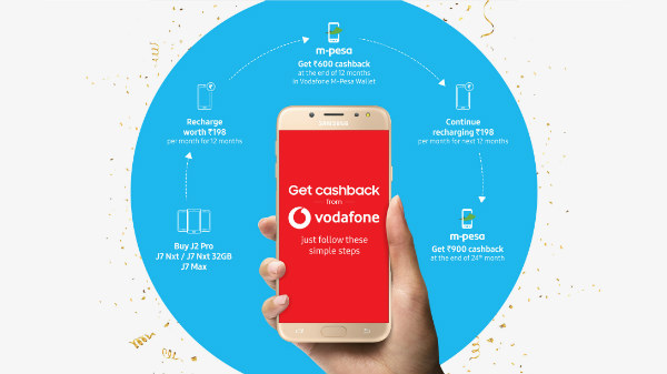 Jio, Arirtel and Vodafone offers on Nokia 1 and Samsung smartphones