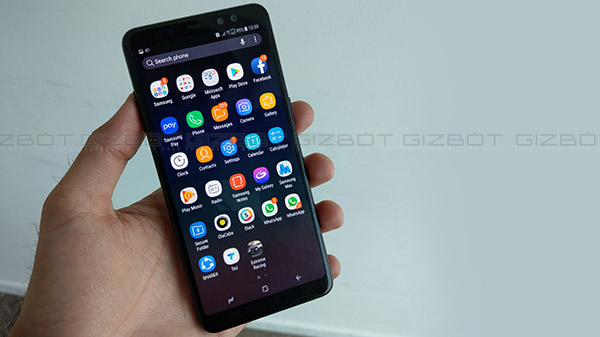 Samsung A8+ Review: It's here to please the selfie lovers