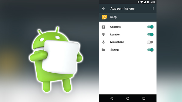 How to manage app permissions on Android Marshmallow and higher