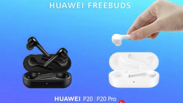 Huawei brings Apple AirPods clone, as if the notch wasn't enough