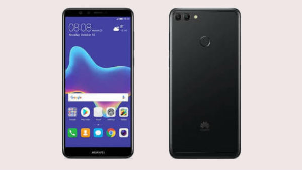 Huawei Y9 2018 with four cameras, 4000mAh battery launched