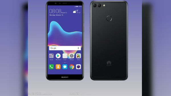 Huawei Y9 (2018) renders and specifications leaked