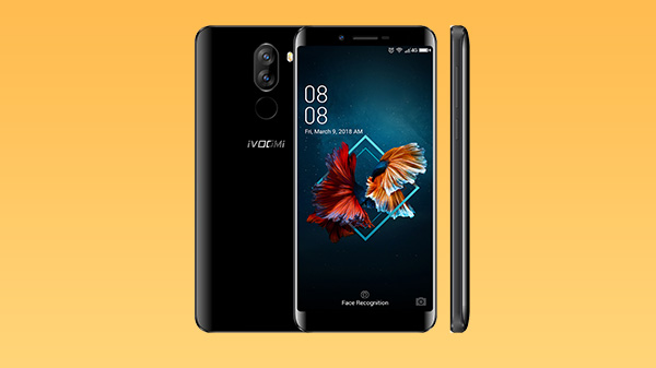 How to setup Face unlock feature in iVoomi i1s budget smartphone